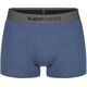 super.natural M's 175 Base Mid Boxer Dark Avio